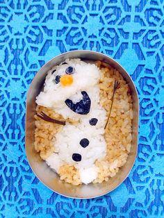 Olaf bento