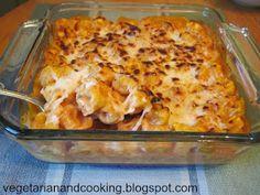 Vegetarian and Cooking!: Tortellini Bake