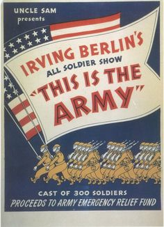 Irving Berlin's, This Is The Army, 1942