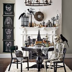 Boo! Start your Halloween decorating early with brand new decor from #MarthaStewartLiving at homedecorators.com