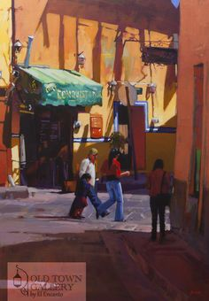 One Day in Guanajuato by Mike Svob
