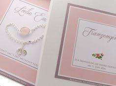 Brautschmuck - 925 Silber Hochzeit Armband Trauzeugin Geschenk - ein…