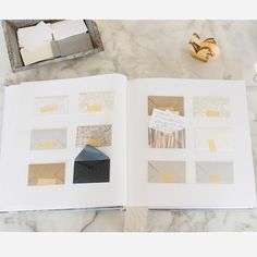 Brides.com: . Signed, sealed, delivered: Invite guests to write personal messages on mini notecards and have tape on hand for sealing their well wishes!