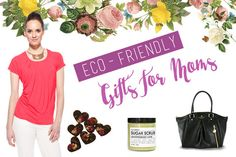 Eco-friendly Gift ideas for moms! Check it out here at www.lnbf.ca. We cater to women looking for comfortable, chic and sustainable clothing.