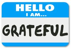 What do you have to be grateful for? #ThoughtfulQuestion