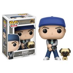 From the British spy action-comedy film Kingsman: The Secret Service comes this Pop! Vinyl Figure of Eggsy. The Kingsman Eggsy Pop! Vinyl Figure measures approximately 3 tall. Comes packaged in a window display box. Ages 3 and up. Film Kingsman, Eggsy Kingsman, Pop Vinyl Figures, Pop Vinyl Collection, Kingsman The Secret Service, Otaku, Funk Pop, Pop Toys, Pop Characters
