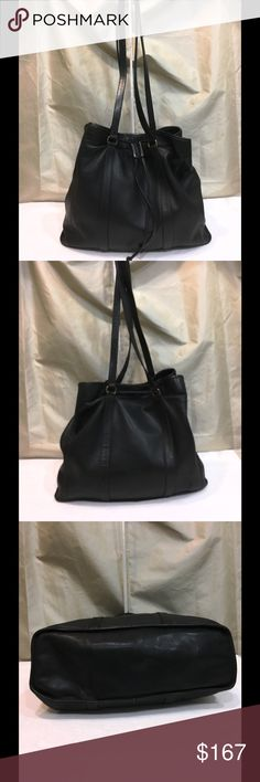Gorgeous Coach 8626leather drawstring shoulder bag In king condition with barely a blemish. Professionally cleaned and detailed. Coach Bags