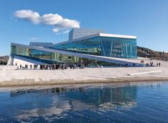 Places To See, Places Ive Been, Oslo Opera House, Boogie Nights, Studio 54, 14th Century, Amazing Architecture, Norway, Cathedral