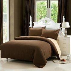 solid hotel bedding set beddingset cotton king size bed set bedclothes linen no comforter quilt duvet cover sets 012