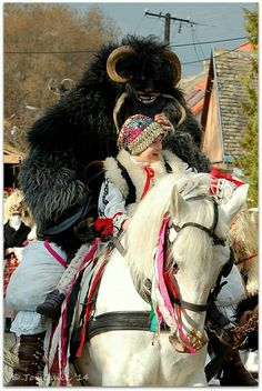 Busójárás - Mohacs, Hungary Hungary History, Wooly Bully, Hungarian Embroidery, Art Costume, People Of The World, Archetypes, Eastern Europe, Deities, Art And Architecture