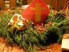 St. Nicholas centerpiece ideas