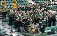 BB Band 2015 in the green!