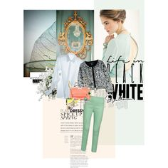 Untitled, created by evakimscott on Polyvore