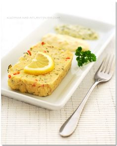 Christmas fish pate by Aga Fish Pie, Seafood Dishes, Holiday Recipes, Mashed Potatoes, Pineapple, Fruit, Breakfast, Ethnic Recipes, Casseroles