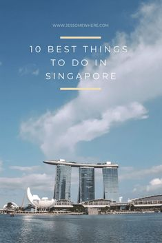 Here is a list of the 10 best things to do in Singapore. Check these things off and I guarantee you will leave Singapore already plotting when to return. Singapore House, Sands Singapore, Visit Singapore, Singapore Malaysia, Singapore Trip, Singapore Things To Do, Singapore Travel Tips, Singapore Photos, Singapore Attractions