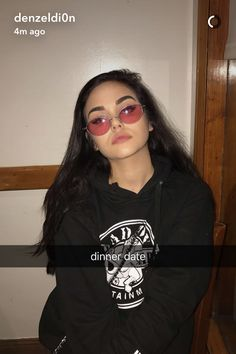 Image about maggie lindemann in maggie. Aesthetic People, Aesthetic Girl, Night Aesthetic, Internet Girl, Maggie Lindemann, Girls 4, Woman Crush, Powerful Women, Pretty People