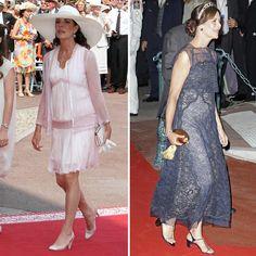 Boda religiosa y fiesta del Principe Alberto y Charlene de Monaco