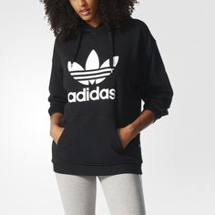 72e79c7ca0183 Women s Hoodies   Sweatshirts  Trefoil, 3-Stripes   More   adidas US