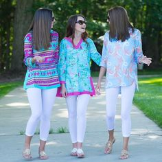 Looking for the perfect preppy tunic? Looking for the perfect swim suit cover up? Then come shop Nella Boutique for all your upcoming summer wardrobe needs #nellaboutique #familyownedbusiness #nellamodels #tunics #coverups #allforcolor by nella_boutique