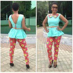 African fashion cute