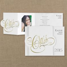 graduation announcements with photo insert Kenicandlecomfortzonecom