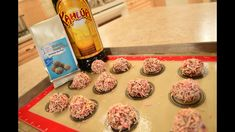 Drunken Monkey No-Bake Boozy Bites by Cakes Under the Influence: What I Say About Food Summer Recipes, Fall Recipes, Sweet Recipes, Snack Recipes, Snacks, Tailgating Recipes, Alcohol Recipes, Food Reviews, Cinco De Mayo