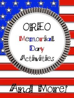 memorial day activities for first grade