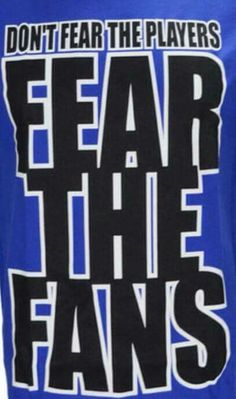 Absolutely!! GO BIG BLUE