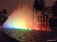 Lima's magic fountains~