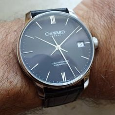 Christopher Ward C9 Harrison 5 Day Automatic