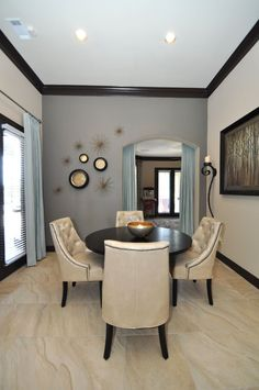 sherwin williams gray paint color evening shadow sw 7662 gray the new neutral gray. Black Bedroom Furniture Sets. Home Design Ideas