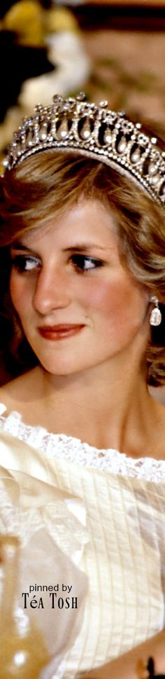 ❇Téa Tosh❇ Diana, Princess of Wales