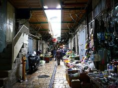 Arab Market, Jerusalem, Israel-Would love to shop some of these awesome markets one day!