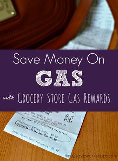 Seriously - this is awesome (Can you imagine paying 40 cents for a 20-gallon fillup??)  Save Money on Gas with Grocery Gas Reward Programs