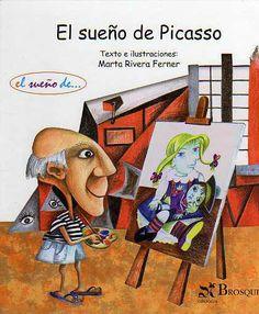 EL BLOG ENCANTADO: El Guernica de la Paz - pintaron su propia guernica! need to do with my level 3's!