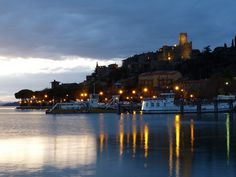 Trasimeno Lake - Perugia - Umbria - Italy I took that picture.   Fabrizio Martini