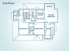 Floor Plan For Hgtv Dream Home 2009