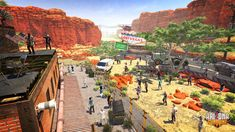 Arizona Sunshine's latest update, Undead Valley, adds a brand new map to the game's Horde mode for free along with new gameplay elements. Free Maps, Horde, Zombie Apocalypse, Survival Skills, Microsoft, Real Life, Arizona, Dolores Park, Sunshine