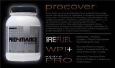 Procover, recovery sports drink www.pro4mance.com.au #sportsnutrition #recovery
