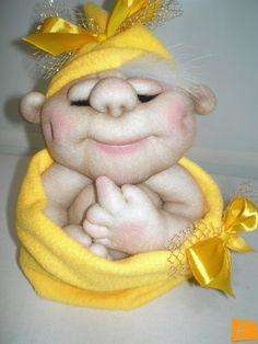 "Куклы - Малыш ""Сплюшка"" | Eksklyuziff.com"