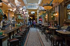 Cafe en Seine Bar-Dublin