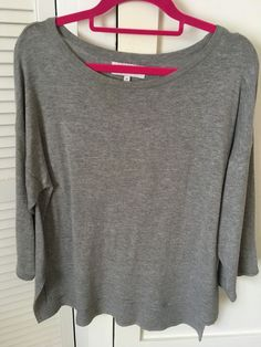 Womens/Girls Next Grey Top Size 10 #Next