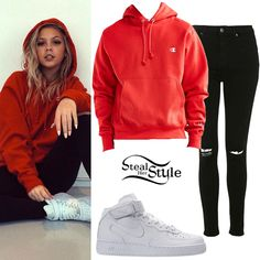 Jordyn Jones Clothes & Outfits | Steal Her Style
