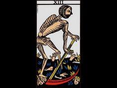 A Morte, Arcano XIII do Tarot (Snapchat: ALEXTAROLOGO)