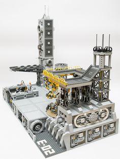 #Lego #mechanic #Diorama #Brickorea #brickoreaconvention #2015 #레고 #메카닉 #디오라마 #브릭컨벤션 #창작 #날마다천국