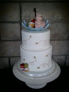 Classic Pooh baby shower