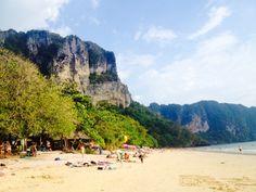 หาดอ่าวนาง (Ao Nang Beach) ใน กระบี่, จังหวัดกระบี่