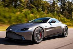 2018 Aston Martin Vantage. Check out Facebook and Instagram: @metalroadstudio Very cool!