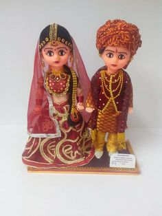 Ideas Clothes Pin Crafts Cute For 2019 Pretty Dolls, Cute Dolls, Beautiful Dolls, Paper Flowers Craft, Flower Crafts, Creative Arts And Crafts, Wedding Doll, Indian Dolls, Crafts With Pictures