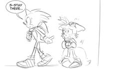 Sonic Boom Plot Twenty Three by Drawloverlala